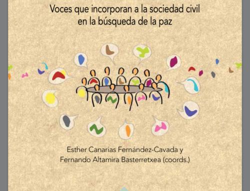 POLIFONÍA ABIERTA. Voces que incorporan a la sociedad civil en la búsqueda de la paz