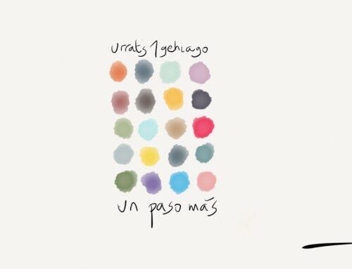 Un paso más-Urrats 1 gehiago (proceso de reflexión de la Coordinadora de ONGD de Euskadi