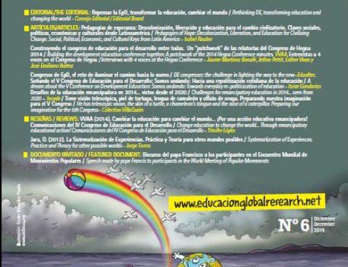Desafíos de la Educación emancipadora en 2014… vistos desde el 2020