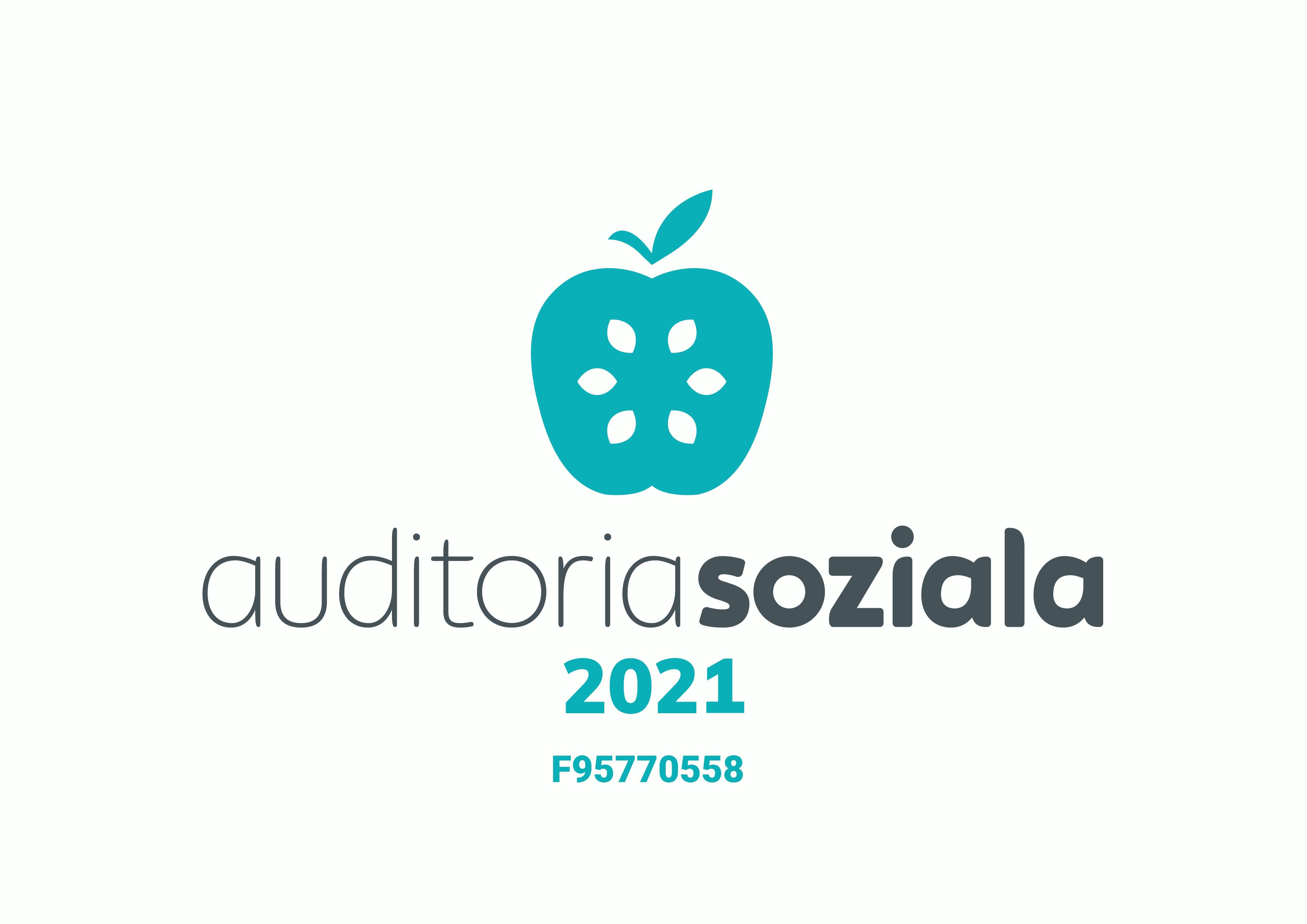 Sello auditoría social 2021